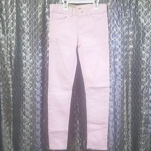 NWT Levi's 710 Super Skinny Stretch Jeans